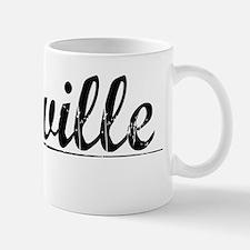 Ashville, Vintage Mug