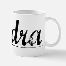 Audra, Vintage Mug