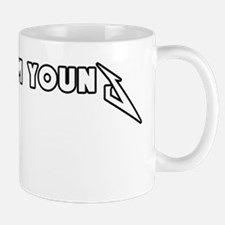 Brigham Young Rocks Mug