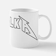 POLKA, Heavy Metal, Mug