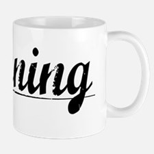 Banning, Vintage Mug