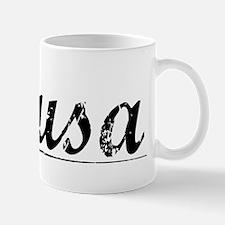 Azusa, Vintage Mug