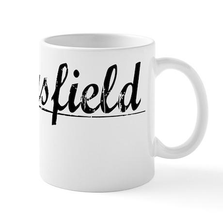 Bakersfield, Vintage Mug