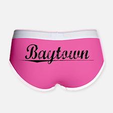 Baytown, Vintage Women's Boy Brief