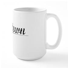 Baytown, Vintage Mug