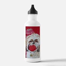 Journal Lhasa Apso Water Bottle