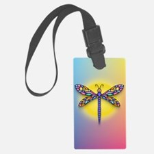 Dragonfly1 - Sun Luggage Tag