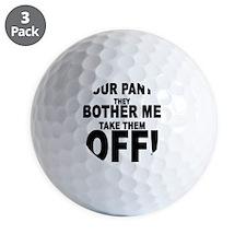 Your Pants Golf Ball