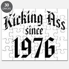 Kicking Ass Since 1976 Puzzle