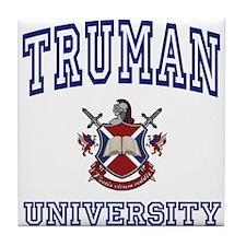TRUMAN University Tile Coaster