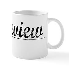 Belleview, Vintage Mug