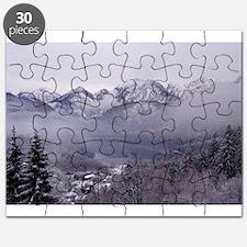 Funny Neuschwanstein Puzzle