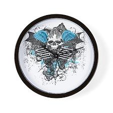 Eternal Edge-Kaos Wall Clock