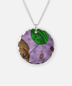 Cone cell contents Necklace