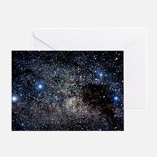 Constellations of Crux Greeting Card
