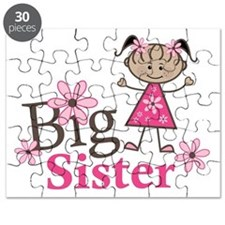 Ethnic Big Sister Puzzle