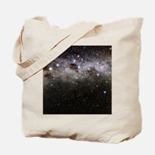 Crux and the southern celestial pole Tote Bag
