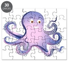 Purple Octopus Puzzle