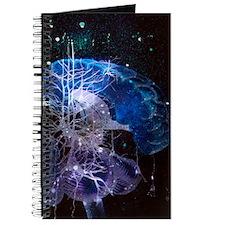 Conceptual art of brain Journal