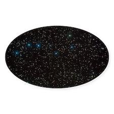 Constellation of Ursa Major, the Gr Decal