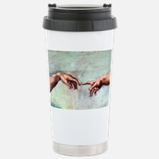 Creation of Adam Travel Mug