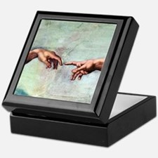 Creation of Adam Keepsake Box