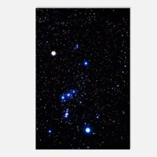 Constellation of Orion wi Postcards (Package of 8)