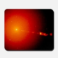 Core of galaxy M87 seen by Hubble Space  Mousepad