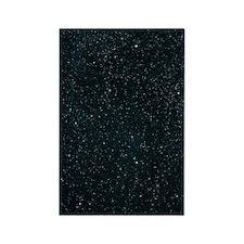 Cygnus constellation Rectangle Magnet