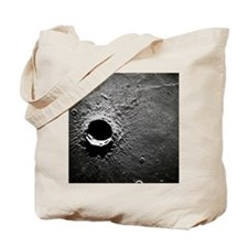 Crater Timocharis on the Moon Tote Bag