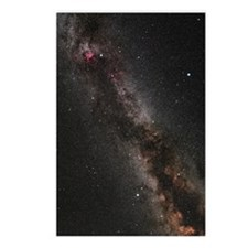 Cygnus, Lyra and the Grea Postcards (Package of 8)