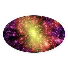 Dark matter distribution Decal