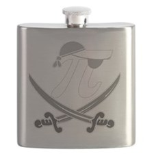 Pi - Rate Greyscale for dark Flask