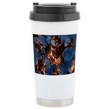 Dendritic cell, computer artwor Travel Mug