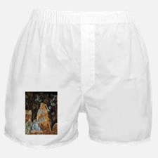 Golden Hair Boxer Shorts