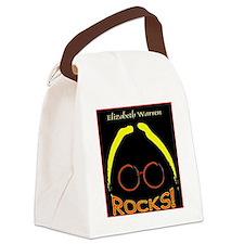 Elizabeth Warren Rocks Canvas Lunch Bag