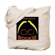 Elizabeth Warren Rocks Tote Bag