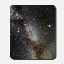 Cygnus and Lyra constellations Mousepad