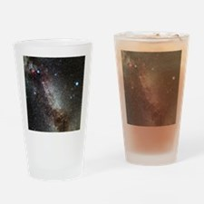 Cygnus and Lyra constellations Drinking Glass