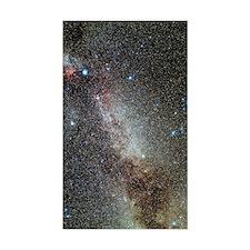 Cygnus and Lyra constellations Decal