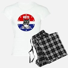 Vote: Cat Party! Pajamas