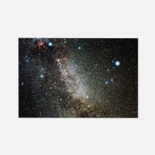 Cygnus and Lyra constellations Rectangle Magnet