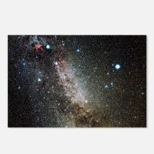 Cygnus and Lyra constella Postcards (Package of 8)