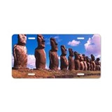Easter island License Plates