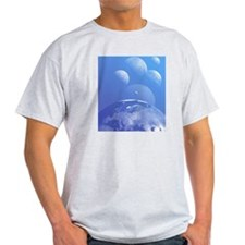 Earth and planets T-Shirt