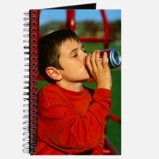 Drinking soft drink Journal