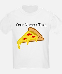 Custom Pizza Slice T-Shirt