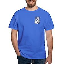 Blue Parasaurolophus T-Shirt
