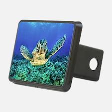 aquatic sea turtle Hitch Cover