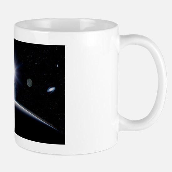 Earth-like extrasolar planet Mug